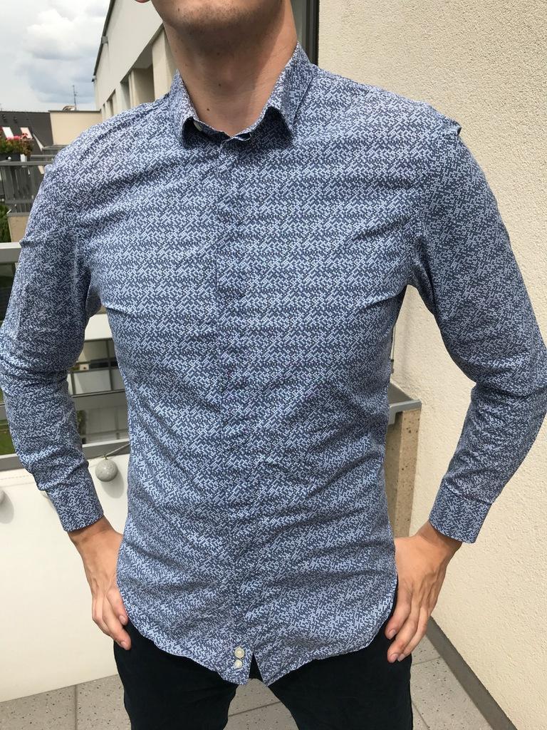 Koszula męska Emporio Armani r. 41