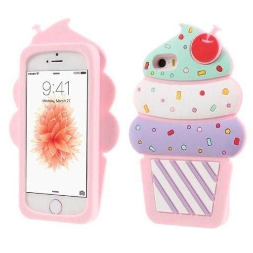 Case Etui 3d Lody Jasny Roz Xiaomi Redmi 4a 5a 7502524438 Oficjalne Archiwum Allegro