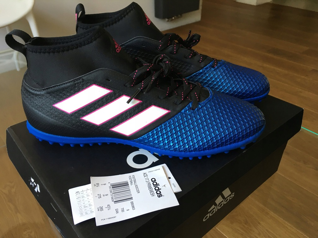 Adidas Ace 17.3 Primemesh IN BB1022 szary – ceny, dane