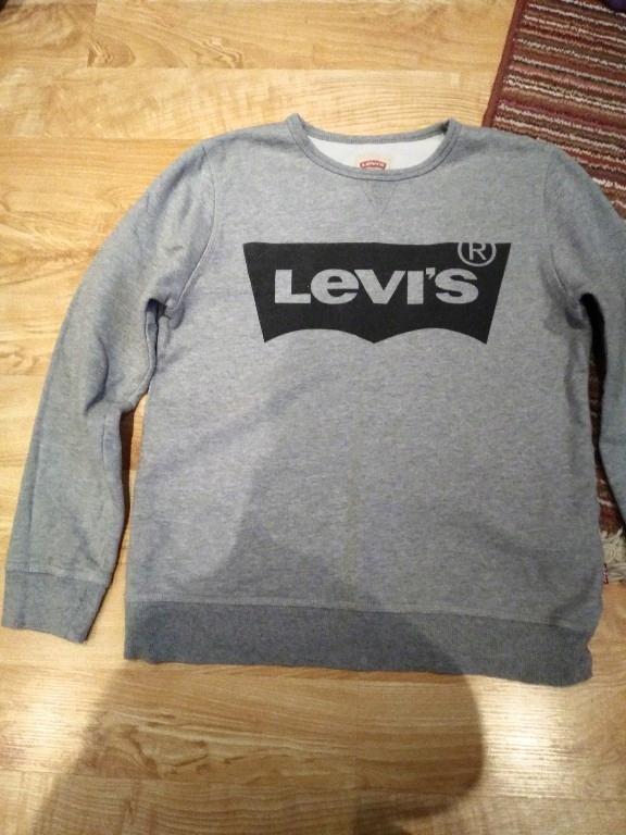 bluza czarna levis 174
