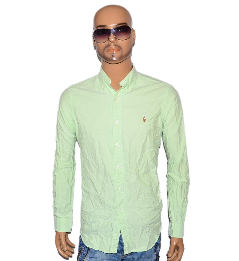 Limonkowa koszula w Koszule męskie Allegro.pl