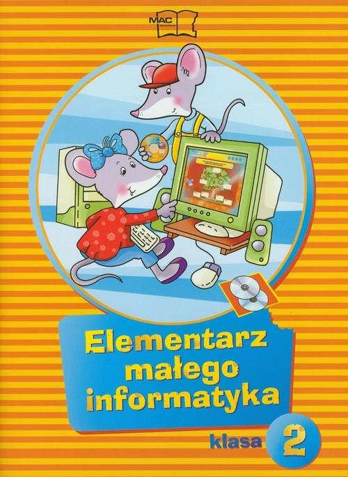 Elementarz Malego Informatyka 2 Podrecznik Z Plyta 7771761025 Oficjalne Archiwum Allegro