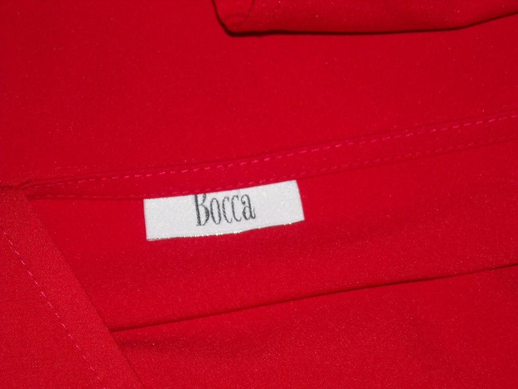Sukienka czerwona BOCCA NOWA!