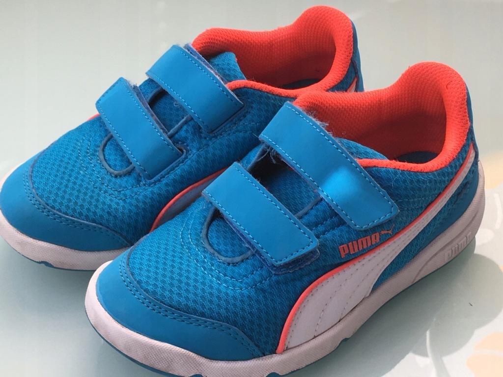 Buty sportowe PUMA dla dziewczynki roz. 31