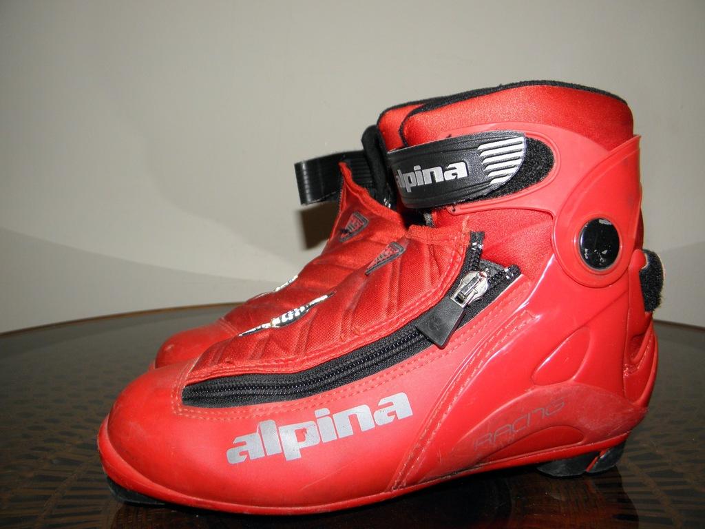 ALPINA PCS Racing_Buty na narty biegowe _rozm.38eu