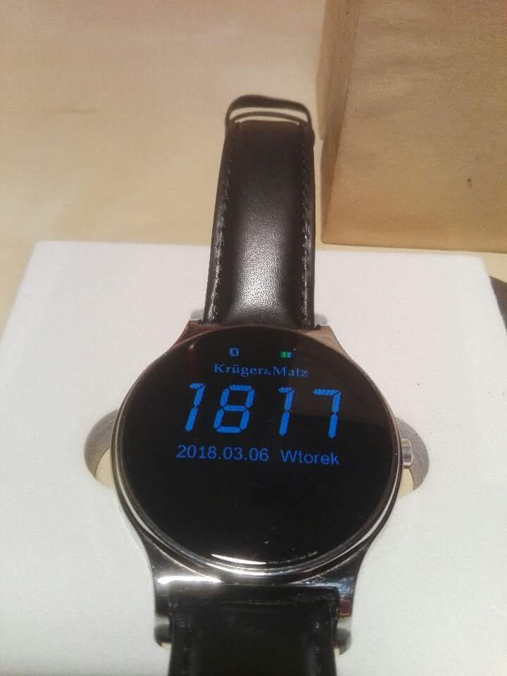 Smartwatch Kruger Matz Style