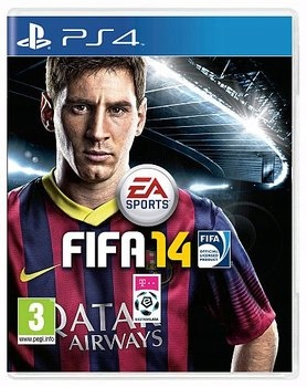 Fifa 14 Playstation 4 Electronic Arts 7234243083 Oficjalne Archiwum Allegro