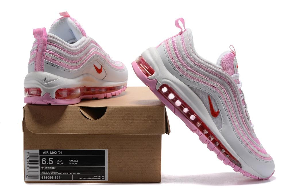 Nike Air Max 97 PINK WHITE 313054 161 r.38