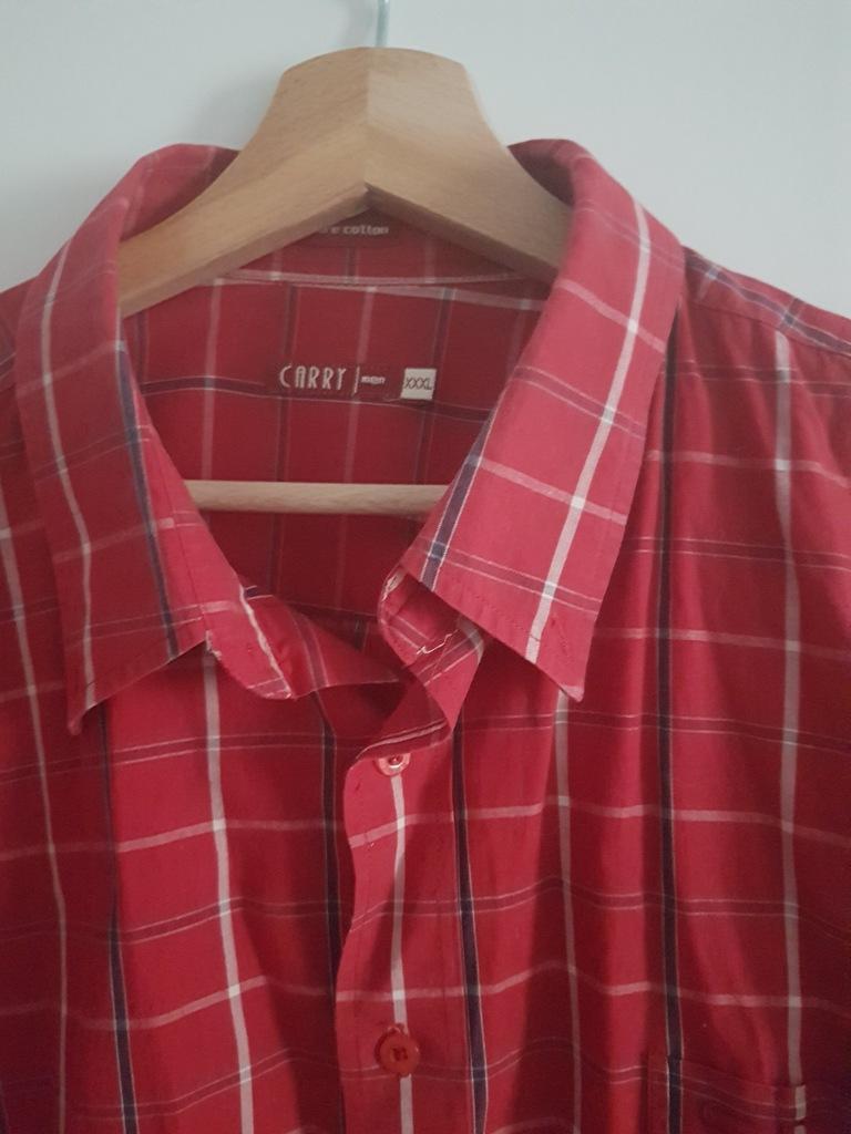 Koszula Carry krótki rękaw xxxl 7115253973 oficjalne  IAF90