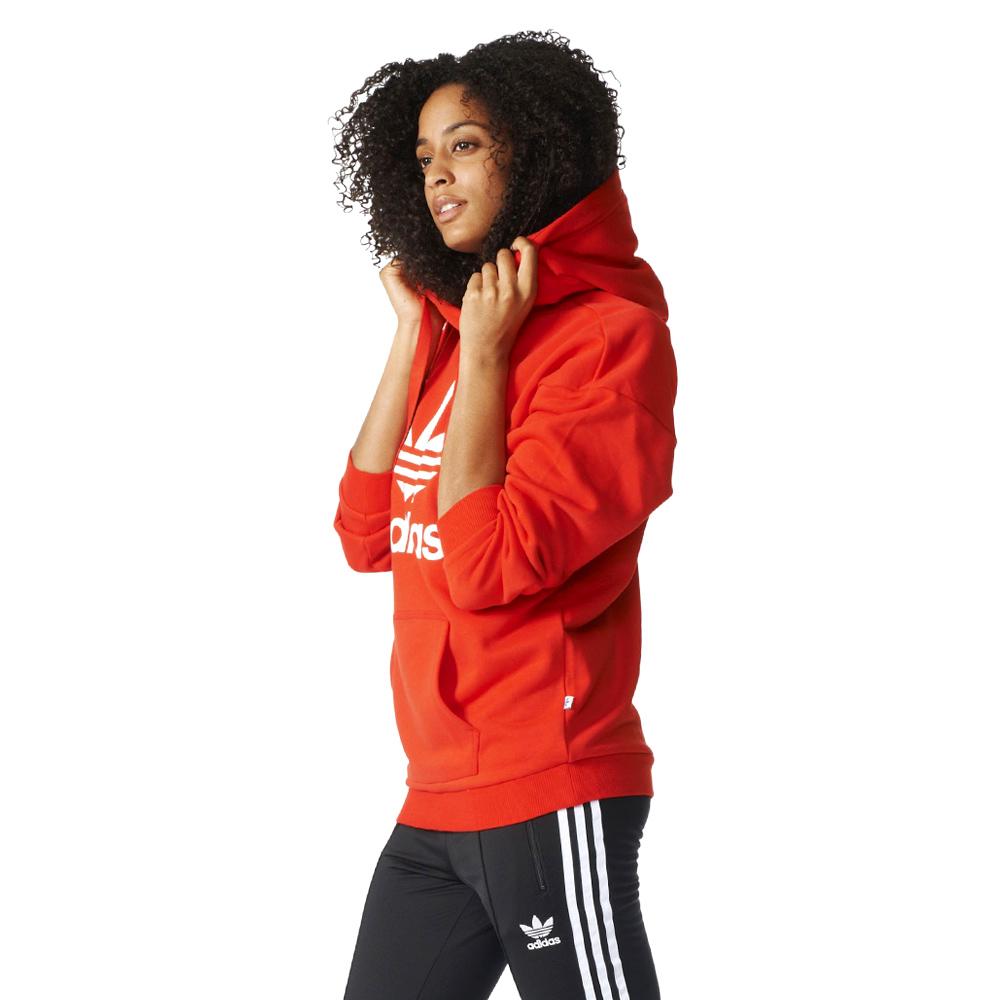 Bluza Adidas Trefoil damska dresowa sportowa 40