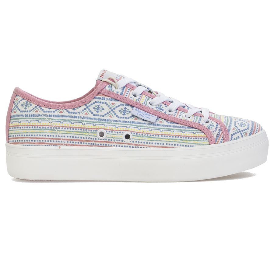PEPE JEANS DUFFY DORIN Buty Damskie Creppersy r 39