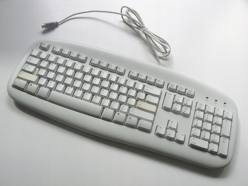 Stara klawiatura Logitech Deluxe Y SU61, PS2 7547703356