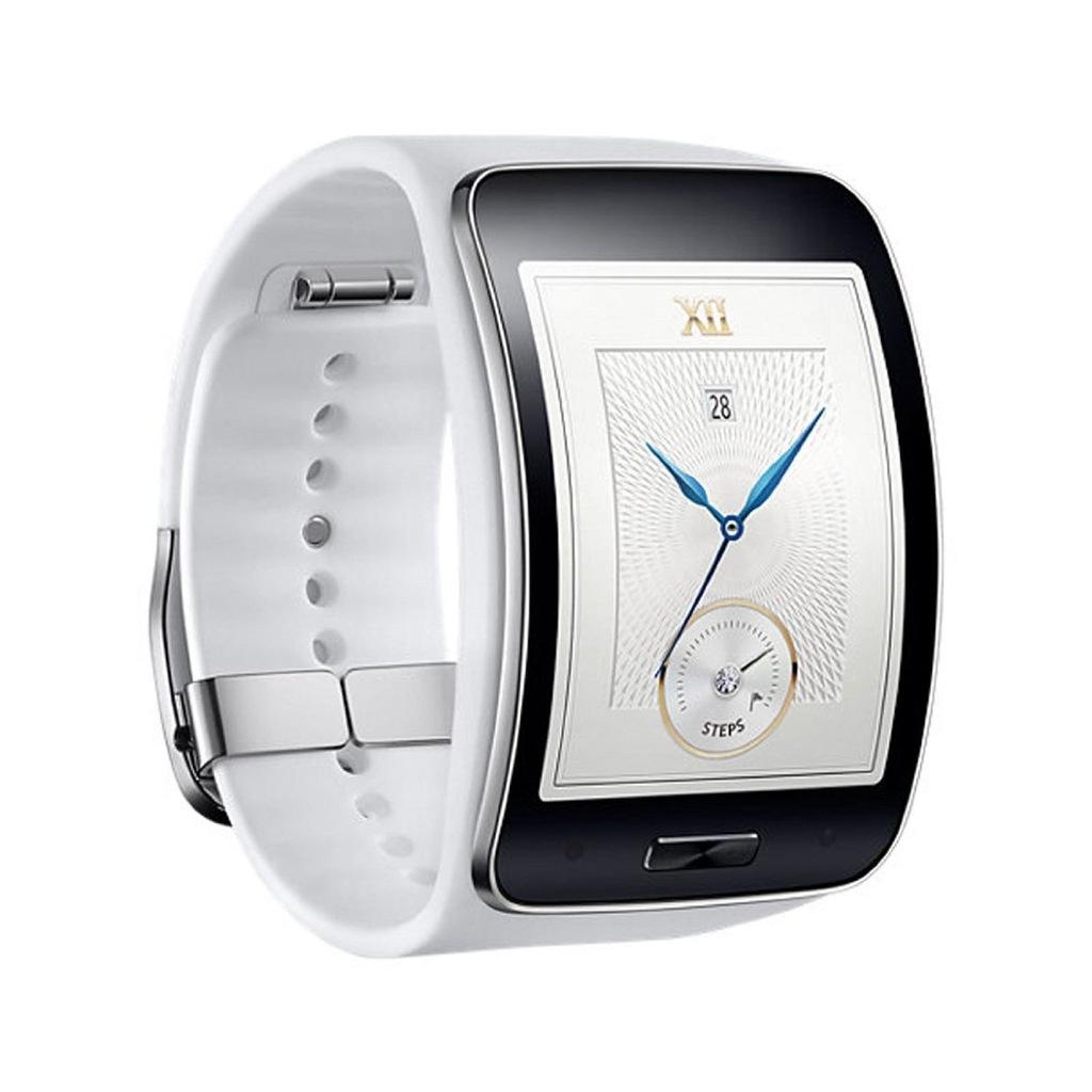 Nowy Smartwatch Samsung Gear S Sm R750 Bialy 7332854867 Oficjalne Archiwum Allegro