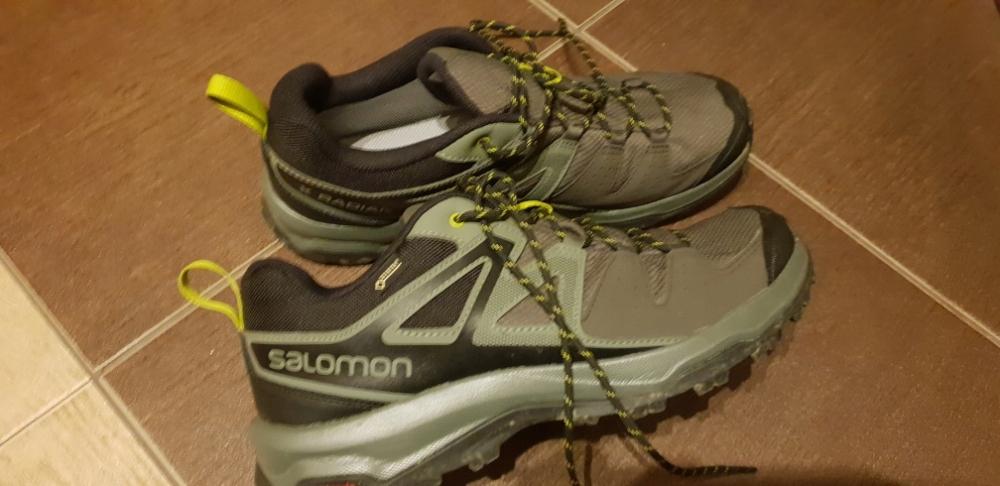 Salomon X Radiant GTX 404828 r.44 7691878733 oficjalne