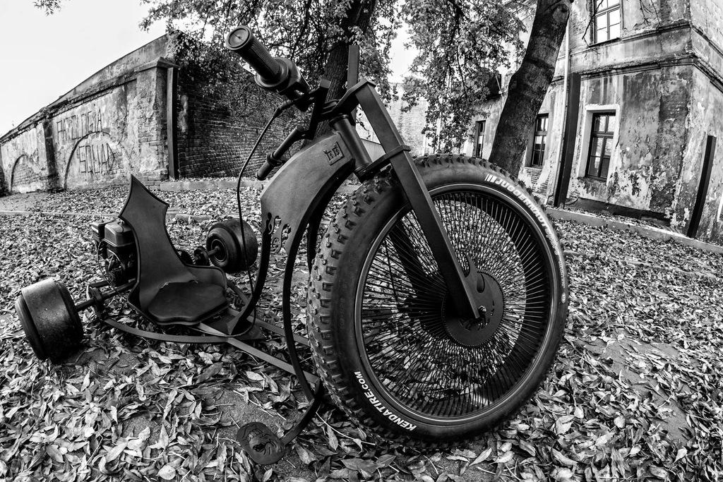 Drift Trike Custom