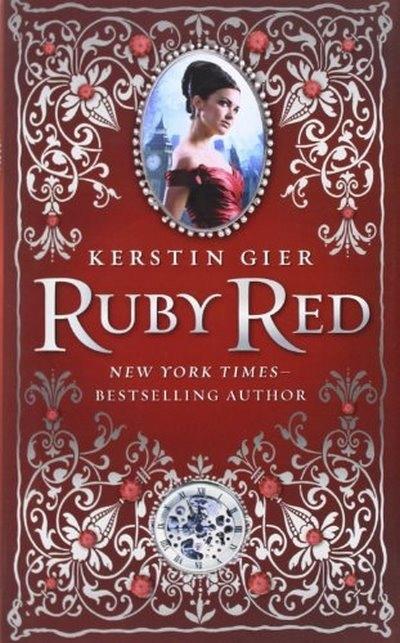 Ruby Red Ruby Red Trilogy Kerstin Gier 7676519765 Oficjalne Archiwum Allegro