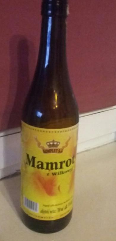 Mamrot Wilkowyje Butelka Po Winie Mamrot Wilkowyj 7698927667 Oficjalne Archiwum Allegro
