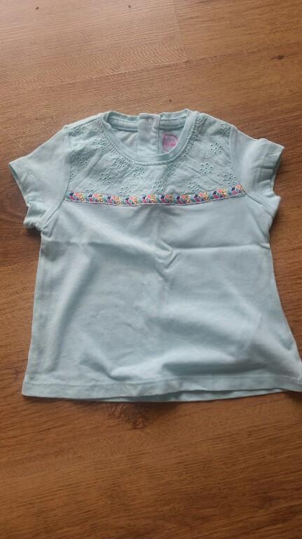 Cudny T-shirt Cool Club rozmiar 68