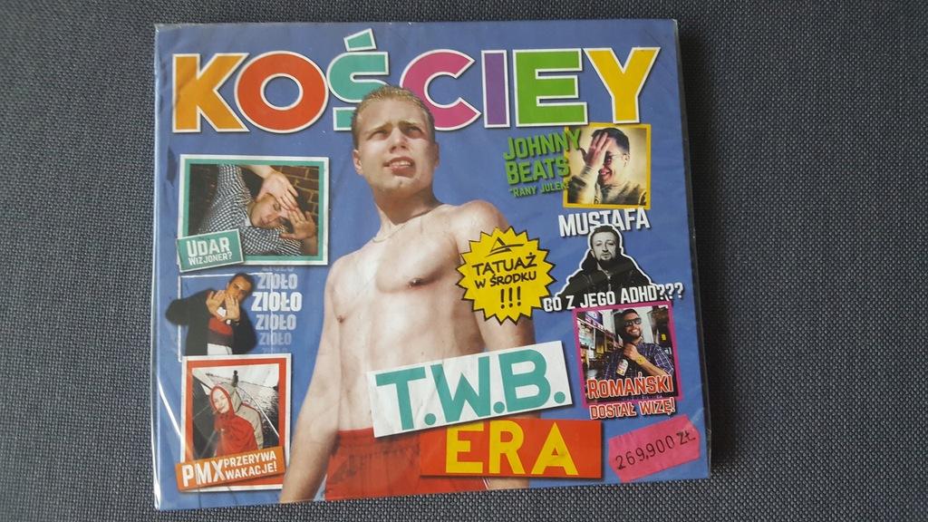 Kościey - TWB ERA CD FOLIA