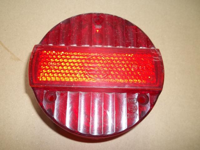 Szkło lampy tył tylnej lampa MZ ETZ 150 lub 251