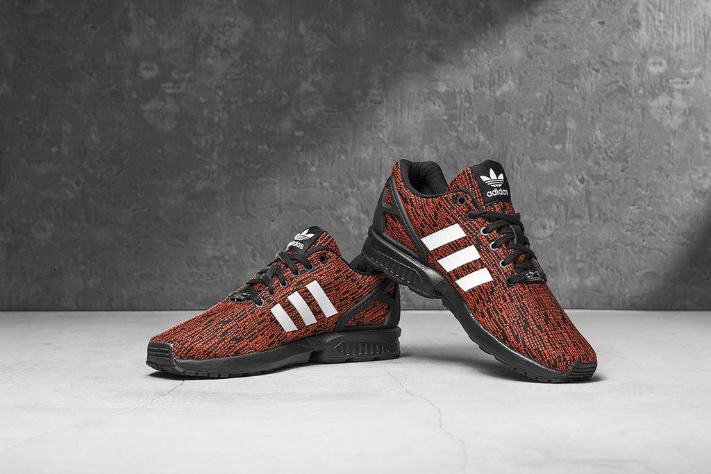 Adidas ZX Flux BY9415 pomarańczowy: Opinie o produkcie na