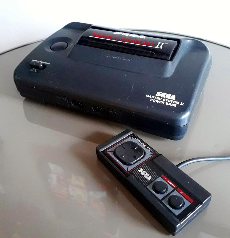 Sega Master System II pixelretroshop