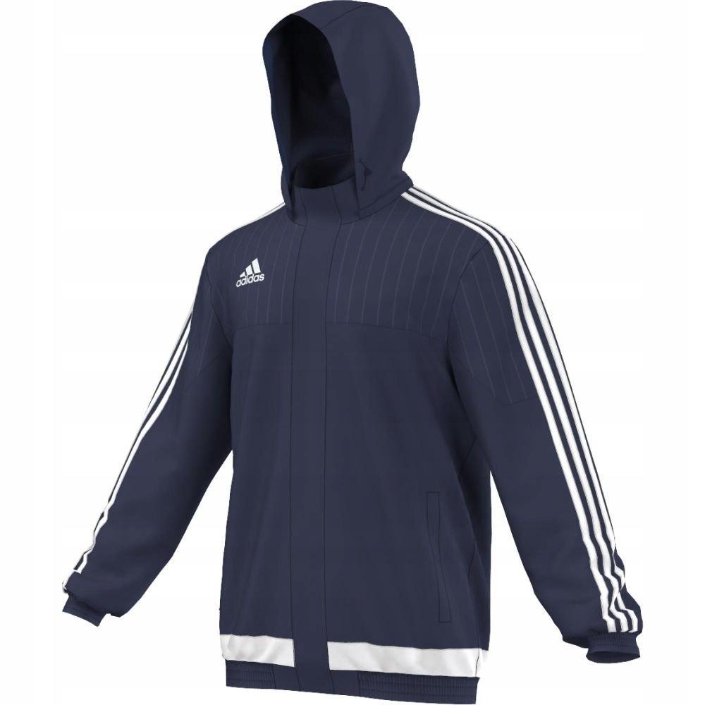 Kurtka adidas Tiro 15 All Weather Męska odzież piłkarska