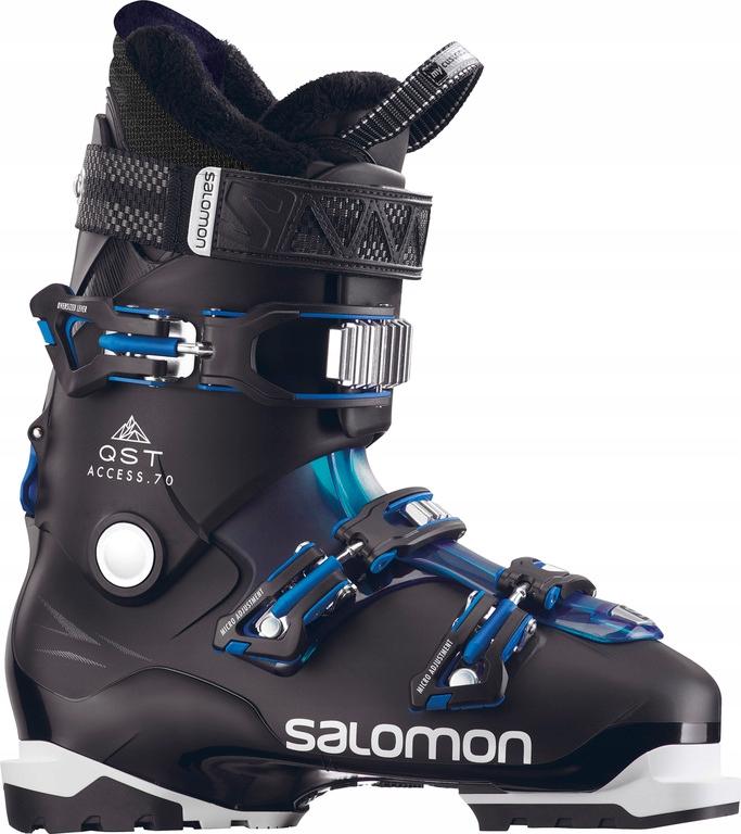 Buty narciarskie Salomon QST Access 70 Czarny 262