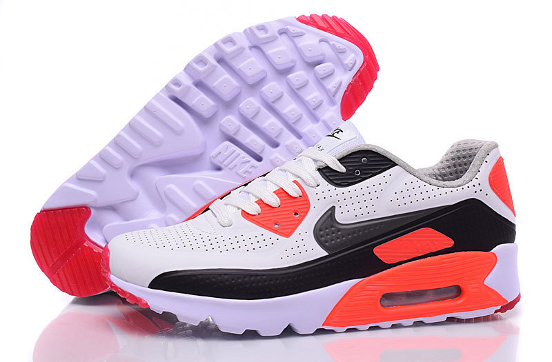 NIKE AIR MAX 90 Ultra Moire BlackRedWhite r.42