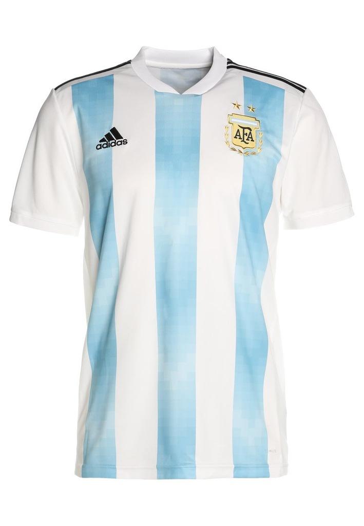 Koszulka Argentyna Mundial 2018 Rozmiar M 7227054756 Oficjalne Archiwum Allegro