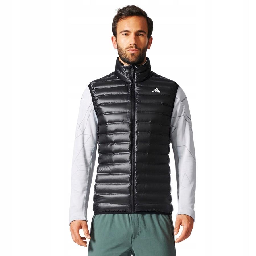 Bezrękawnik adidas Varilite Vest BS1563 czarny S