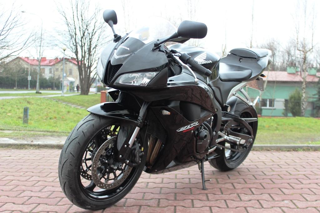 Honda Cbr 600rr Cbr600 Pc40 2007 Usa 636 Gsxr R6 7079570215 Oficjalne Archiwum Allegro