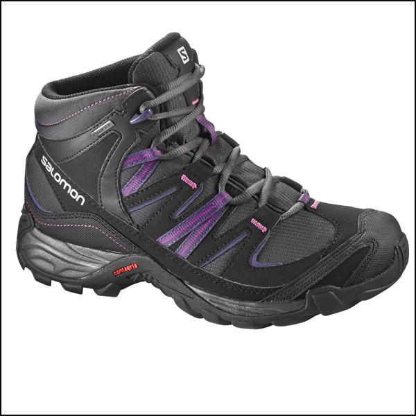Buty trekkingowe Salomon Mudstone Mid Gtx M 406163 Ceny i