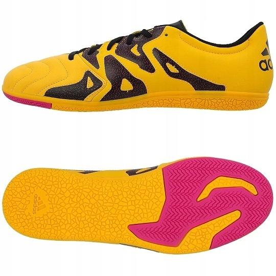 Adidas X 15.3 In Lea (S74655)