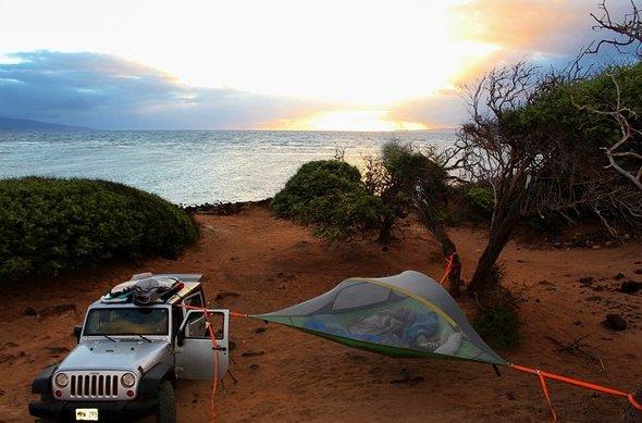 Namiot na drzewie 3 osobowy /TENTSILE - Stingray 2