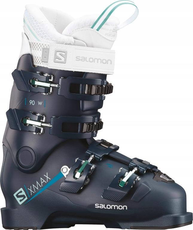 Buty narciarskie Salomon X Max 90 W Niebieski 232