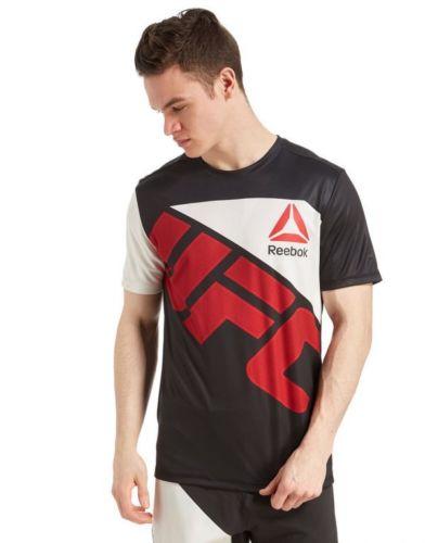 REEBOK UFC Fight Kit- koszulka męska XL.