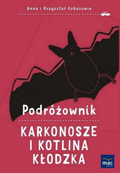 PODRÓŻOWNIK - KARKONOSZE (Kobus, autograf)
