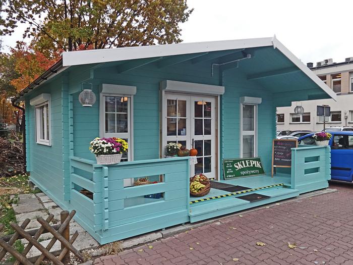 Domki Letniskowe Drewniane Dom Domek Od Reki 7234200577 Oficjalne Archiwum Allegro