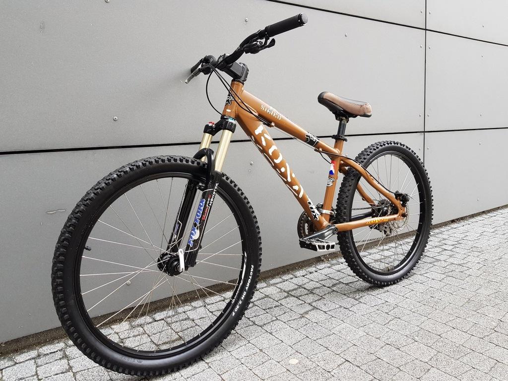 Rower Mtb Kona Shred Dirt Street Dartmoor Ns Dh Fr 7104928497 Oficjalne Archiwum Allegro