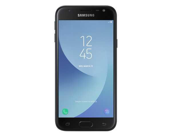 Smartfon SAMSUNG Galaxy J3 2017 SM-J330 Czarny