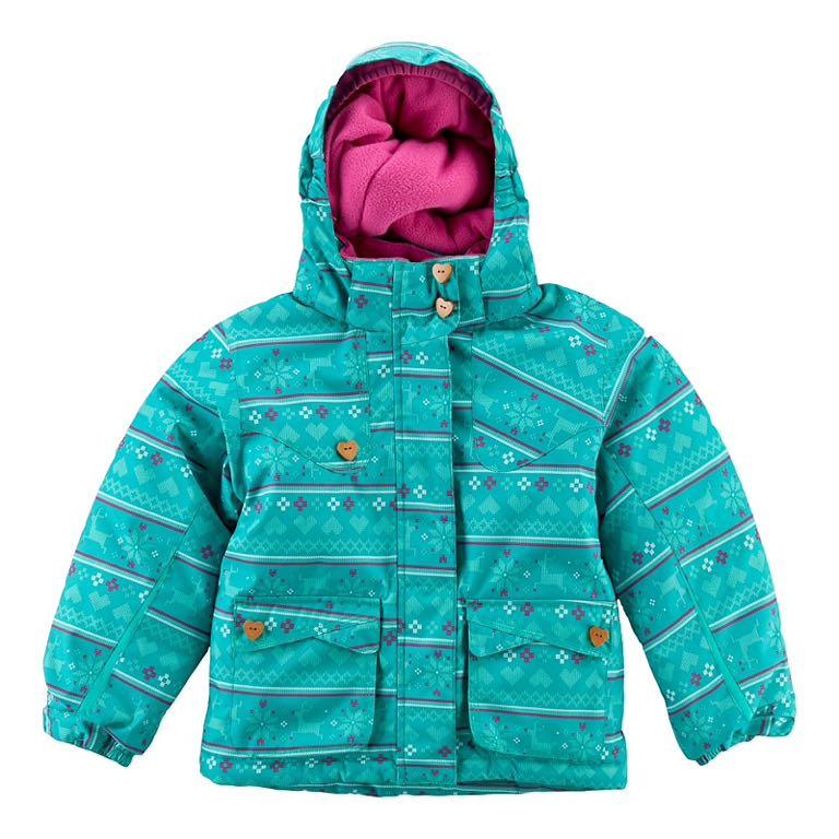 dziecięca kurtka narciarska etirel