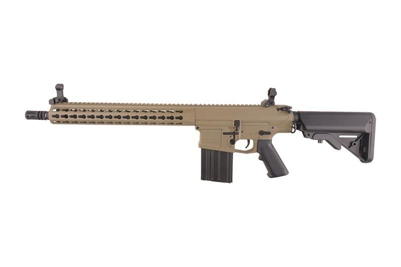 Karabin wyborowy AEG M110-13 Keymod - Half Tan