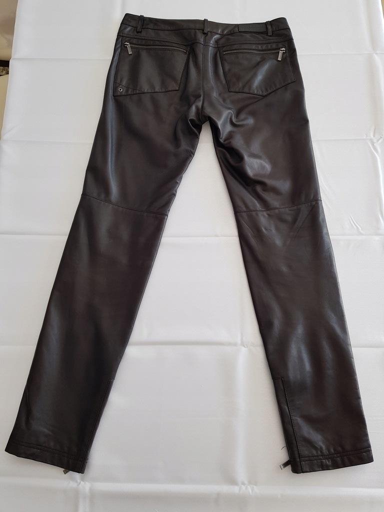 Spodnie skórzane OCHNIK