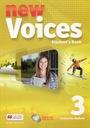 New Voices 3 Podręcznik wieloletni McBeth Catherin