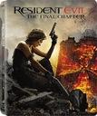 Resident Evil: Ostatni Rozdział 3D Steelbook 2BD