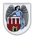 Naszywka Toruń - Herb Torunia