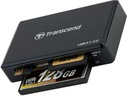 USB3.1 Transcend Czytnik kart CF SD SDXC 260MB/s