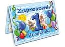 Einladung Geburtstag Einladungen erster Geburtstag 26xWZÓR