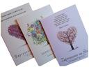 Zaproszenia na ślub, ślubne TREES LOVE + koperta
